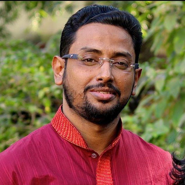 Pastor Biman Majumdar